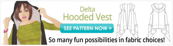 Free Pattern Download the Delta Hooded Vest