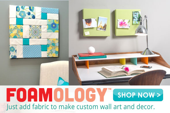 Foamology Design Foam