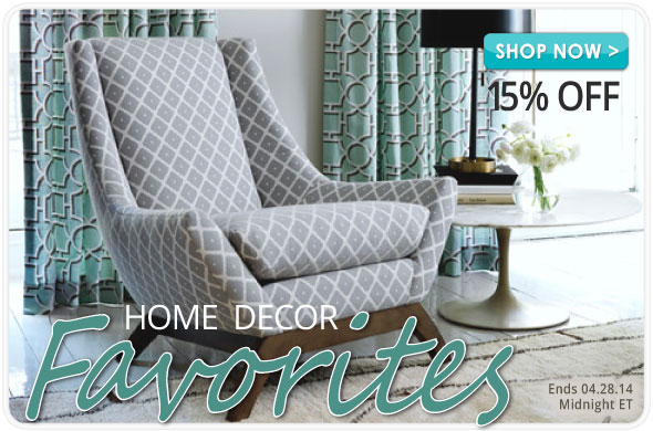 Home Decor Favorites Sale